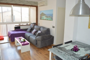 Nice apartment with 2 bedrooms, communal swimming pool and private parking for sale in Santa Margarita, Costa Brava, Spain.
