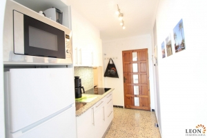 Lovely holiday apartment for 4 people right at the beach in Empuriabrava, on the Costa Brava for rent.