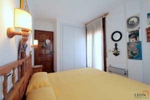 For sale beautiful apartment near to the beach with a magnificent views in Empuriabrava, 2 bedrooms, Costa Brava, Spain