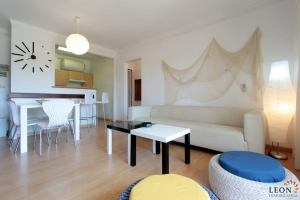 For sale Ground floor apartment with a large terrace, 2 bedrooms, in quiet area, Costa Brava, Spain